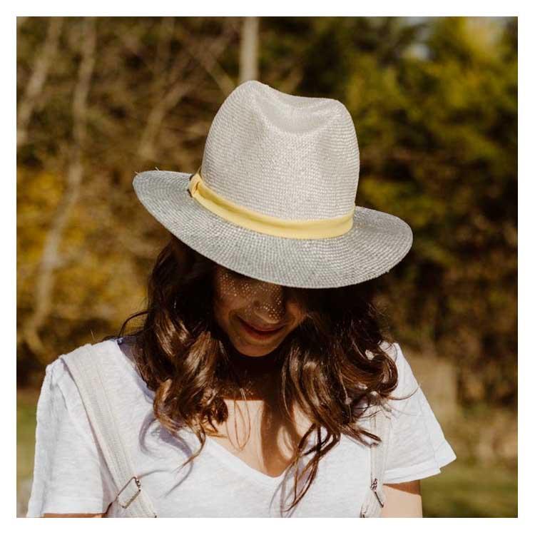Chapeau bicolore Alma Créations